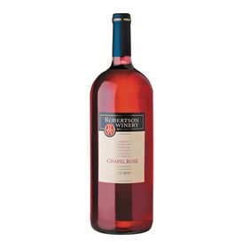 Robertson Winery - Chapel Natural Sweet Rose - (6 x 1.5 Litre)