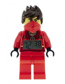 LEGO Ninjago Sky Pirates - Kai Figure Alarm Clock