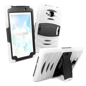 Tuff-Luv Survivor Tough Case for the Samsung Tab A 7.0 (Model T285) - White