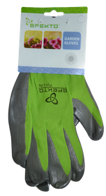 Efekto - Green Nitrile Gloves - Large