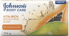 Vita Rich Smoothing Papaya Soap