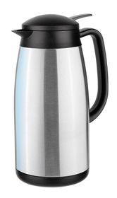 Isosteel - 1.5 Litre Vacuum Pot Table line - Silver