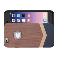 iPhone 6 & 6S Plus -  Rosewood & Chevron
