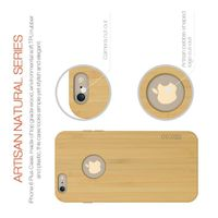 Slicoo Nature Series Slim Bamboo Case for iPhone 6 Plus