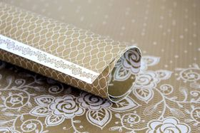 Lady Pattern Paper Basic Essentials Lucy Lace - Egyptian Gold [Limited Edition] (10 Sheets)