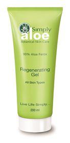 Simply Aloe Regenerating Gel 90% - 200ml