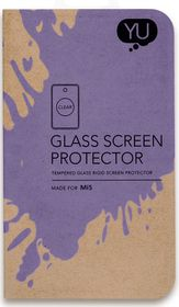 YU Tempered Glass Screen Protector for Mi5