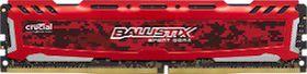 Crucial Ballistix Sport LT 8GB 2400MHz DDR4