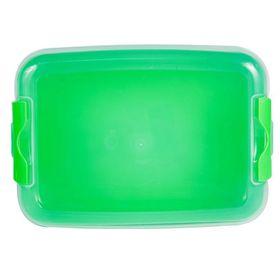 Lumo - Large Lunch Box - Neon Green