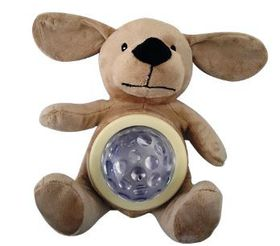 4aKid - Plush Night Light - Doggy
