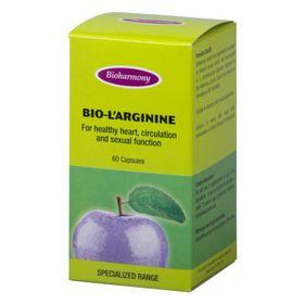 Bioharmony Bio-L'Arginine Caps - 60's