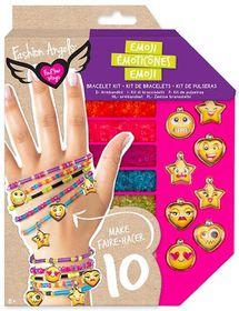 Fashion Angels Trendcessories-Bracelets Emoji Kit - Exp2