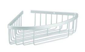 Casa - Aluminium Rounded Corner Bathroom Shelf