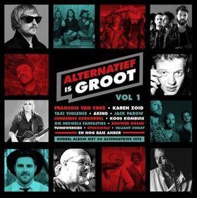 Alternatief Is Groot Vol 1 (CD)