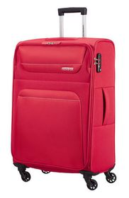 American Tourister Spring Hill 66cm Spinner - Red