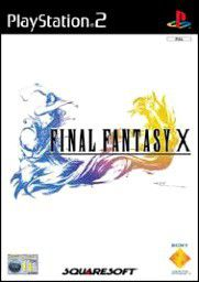 FINAL FANTASY X (PLATINUM) (PS2)