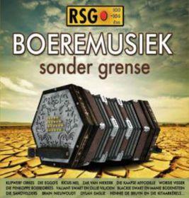 RSG Boeremusiek Sonder Grense (CD)
