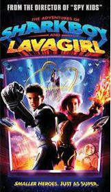 Adventures of Shark Boy and Lava Girl (DVD)