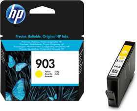 HP 903 Yellow Ink Cartridge-315 Pages