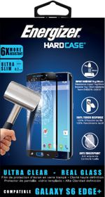 Energizer Tempered Glass for Galaxy S6 Edge Plus