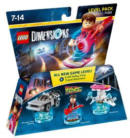Lego Dimensions 1: Level: Back To The Future