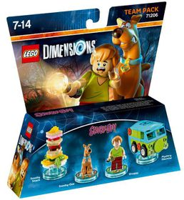 Lego Dimensions 1: Team: Scooby: Scoob & Shaggy