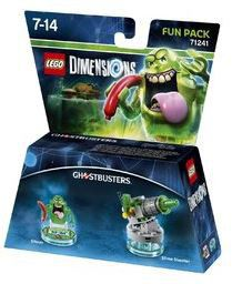 Lego Dimensions 1: Fun: Ghostbusters Slimer