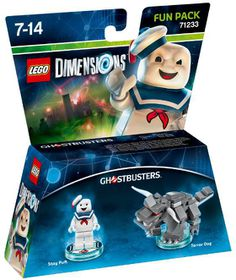Lego Dimensions 1: Fun: Ghostbusters - Stay