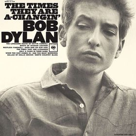 Bob Dylan - The Times They Are A Changin' (Vinyl)