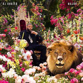 DJ Khaled - Major Key (CD)