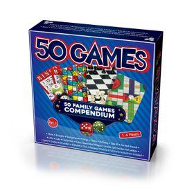 Games/Family 50 Game Compendium