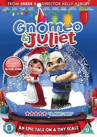 Gnomeo & Juliet - Festive Sleeve (DVD)