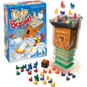 Chicks Go Boom!