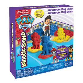 Paw Patrol Kinetic Sand Play Set