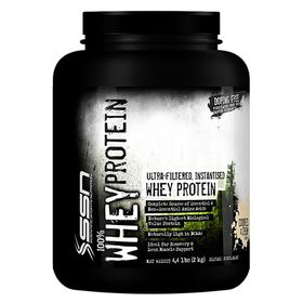 SSN Whey Protein 2kg - Cookies & Cream