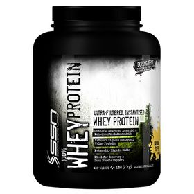 SSN Whey Protein 2kg - Choc Nut Toffee