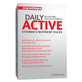 Supashape Daily Active