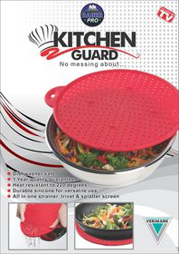 Bauer - Kitchen Guard - Red