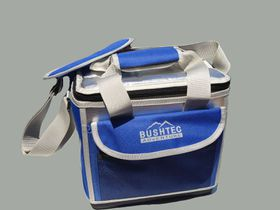Bushtec - 12 Can Soft Cooler with Solid Foam Base