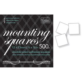 Couture Creations Mounting Squares (500 pc)