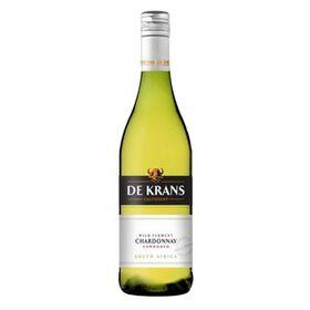 De Krans - Wild Ferment Chardonnay Unwooded - 750ml