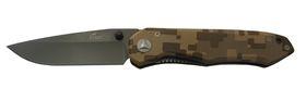 Enlan - Griffon 8CR13 G10 Digi-Camo Liner-Lock Tin - Camo