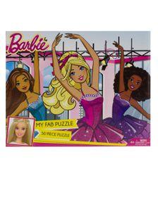 Barbie 50 Piece Puzzle