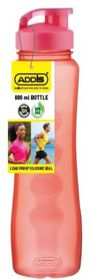 Addis - 800ml Sports Bottle Pop Up Cap - Pink