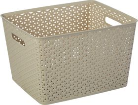 Addis - 18 Litre Hi-Design Storage - Stone