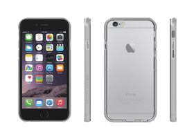 Body Glove Clownfish Aluminium Case for iPhone 6/6S Plus - Clear/Silver