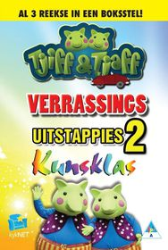 Tjiff & Tjaff - Box Set (DVD)