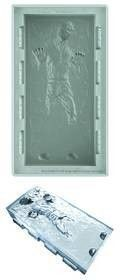 Star Wars Deluxe Silicone Tray Han Solo Carbonites