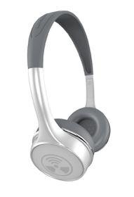 Zagg iFrogz Toxix Plus Headphones with Mic - White