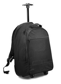 Creative Travel Paragon Tech Trolley Backpack - Black